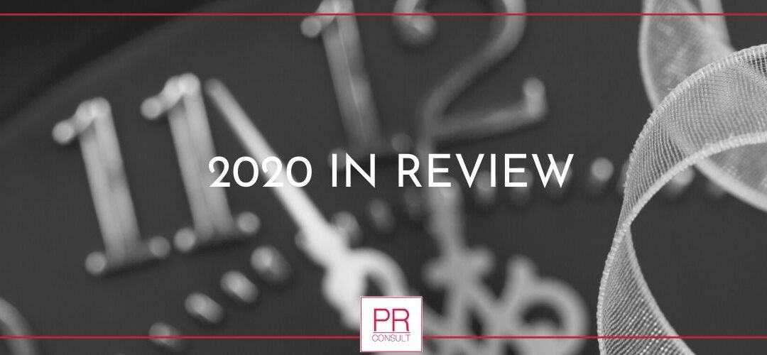 PR Consult: The Year 2020 In Review