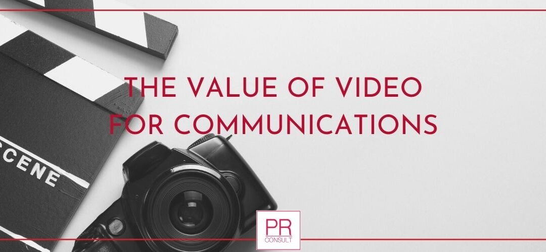 The Value of Video for Communications