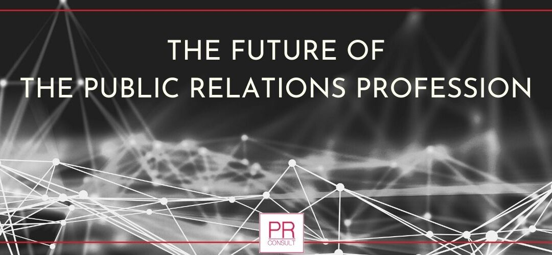 The Future of the Public Relations Profession