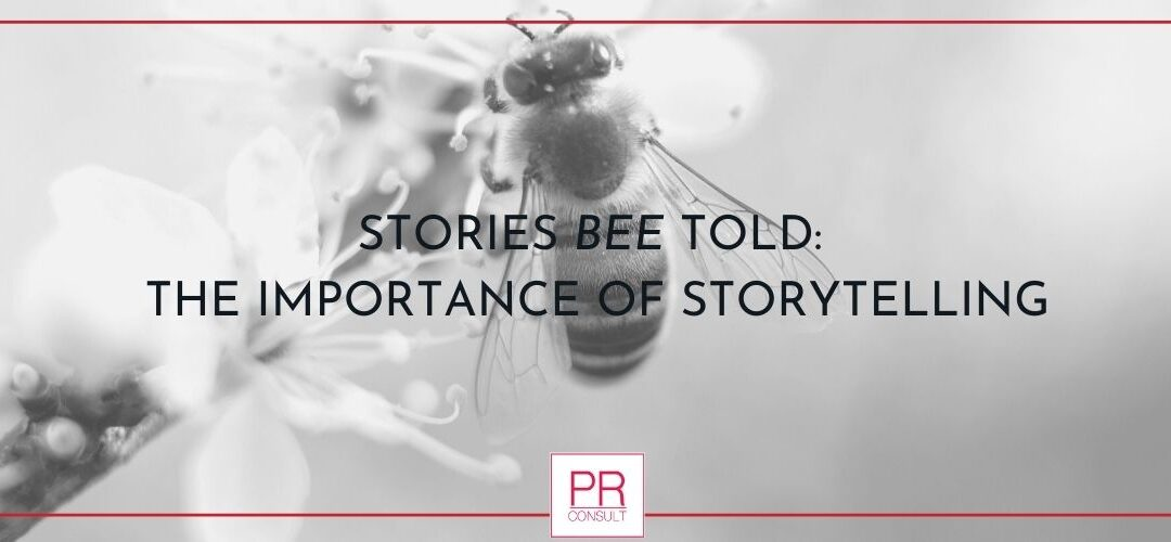 Stories Bee Told: The Importance of Storytelling